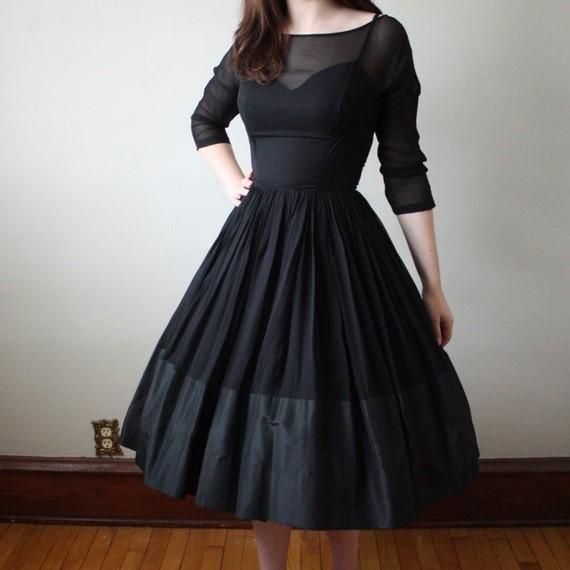 Party Dresses Vintage - Boutique Prom Dresses