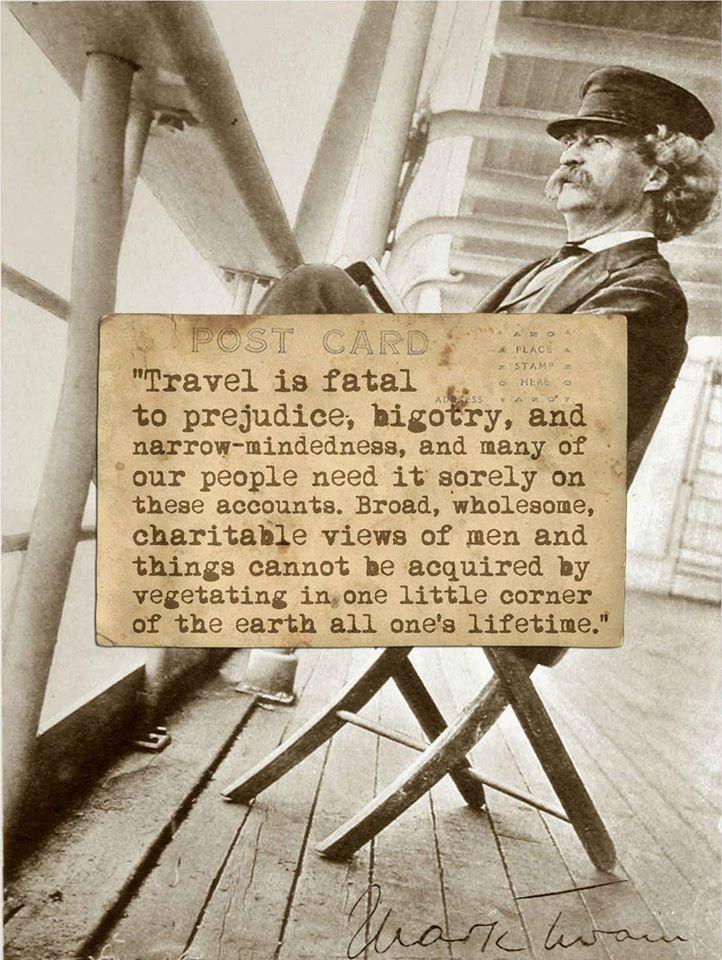 My Favorite Mark Twain Quote | Belladaze